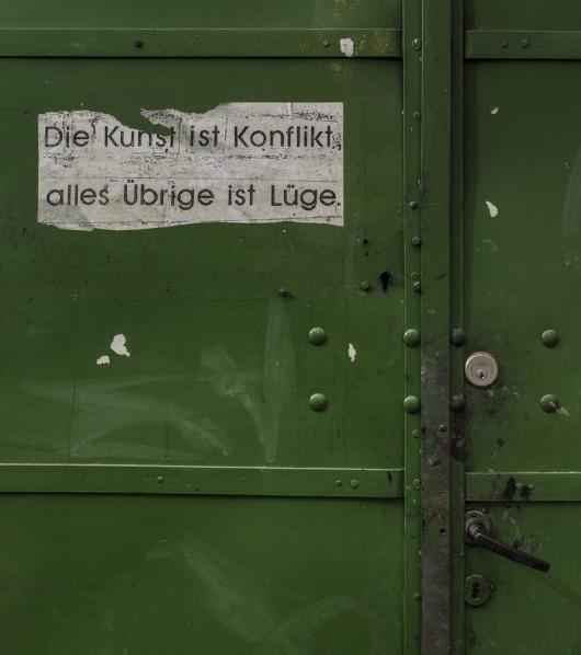 Titel Seite   Foto : Gerrit Sievert, Berlin 2012